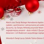 Niech czas Świąt Bożego Narodzenia...