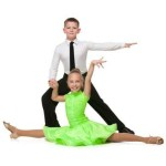 Taniec towarzyski dla dzieci Poznan