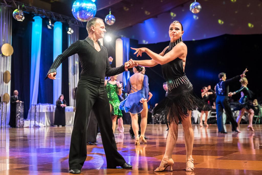 Mistrzostwa Polski w Tańcach Latynoamerykańskich FTS 2018