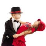 Nauka tańca dla MAŁYCH DZIECI