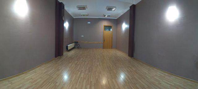 Sala 2 w Dance Center Poznań