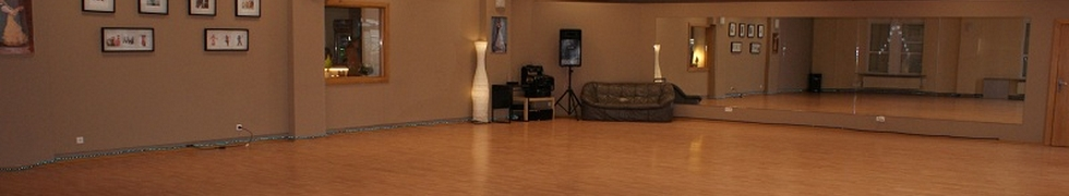 Nasze wnętrza Dance Center