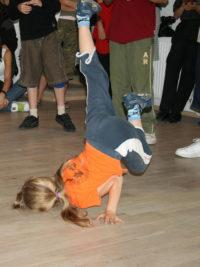 Breakdance Poznań